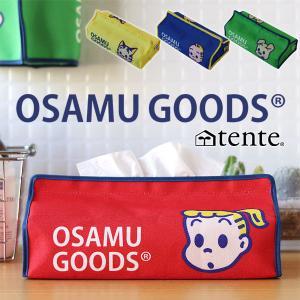 tente OSAMU GOODS(テンテ ティッシュカバー)|fci