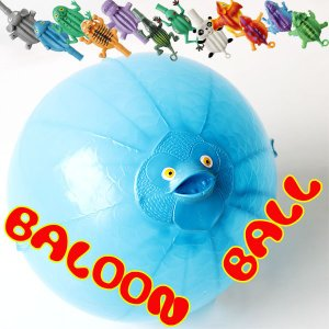 BALLOON BALL・バルーン ボール(アニマル ゾウ パンダ 恐竜 景品 プチギフト おもしろグッズ) fci