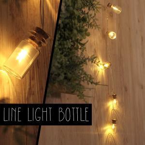 LINE LIGHT BOTTLE・ライン ライト ボトル(デコレーション LED)|fci