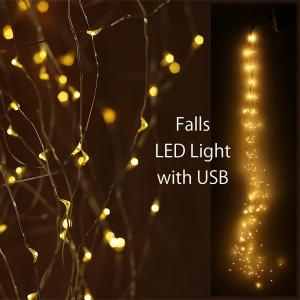 Falls LED Light with USB(デコレーション LEDライト)|fci
