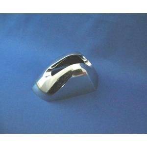 ルーフアンテナカバー クロムメッキ 日産 エクストレイル(X-TRAIL)【UNICO ZONE 】【フューチャーデザインカンパニー】|fdc-uz
