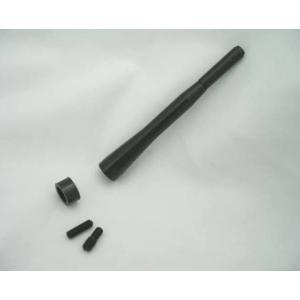 ホンダ N-ONE JG1 JG2 可動ユーロアンテナ 110~275mm 可動タイプ  ブラック UNICOZONE フューチャーデザインカンパニー|fdc-uz