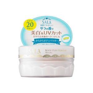カネボウ サラ<br>ボディパフパウダーN UV(サラの香り)40g|fdc