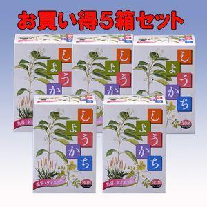 【送料無料】JPS しょうかち茶 15g×30H×5箱セット【野草混合茶】【健康食品】 fdc