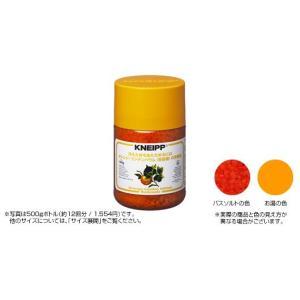 クナイプ バスソルト オレンジ・リンデンバウム<菩提樹>の香り850g  Kneipp(クナイプ) 安らぎの香りとハーブの魔法♪|fdc