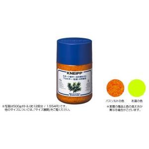 クナイプ バスソルト ワコルダーの香り850g  Kneipp(クナイプ) 安らぎの香りとハーブの魔法♪|fdc