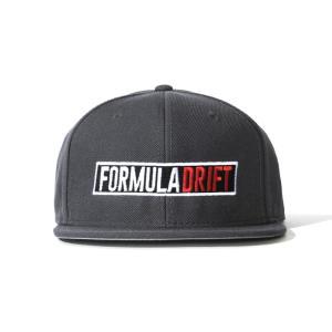 FORMULA DRIFT チャコールグレイ キャップ|fdj