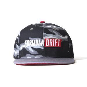 FORMULA DRIFT カモフラージュ キャップ|fdj