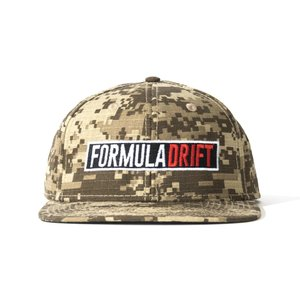 FORMULA DRIFT デザート・カモ キャップ|fdj