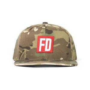 FD マルチカム・グリーン キャップ|fdj