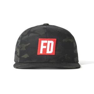 FD マルチカム・ブラック キャップ|fdj