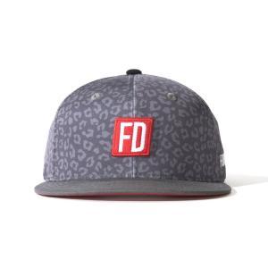 FD チーター・パターン キャップ|fdj