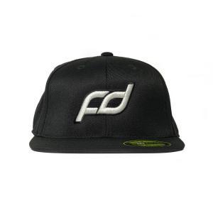 FD 3Dロゴ フレックスフィット・キャップ|fdj