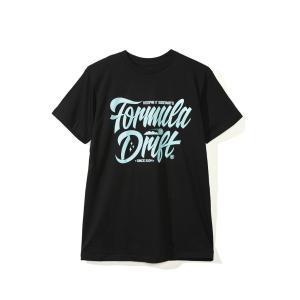 FD Script Tシャツ/黒|fdj