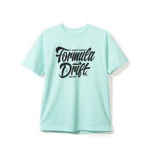 FD Script Tシャツ/ティファニー|fdj