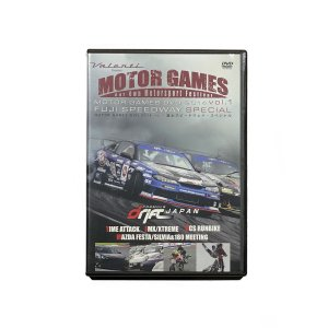 Motor Games 2014 Vol.1 DVD|fdj