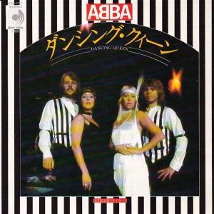 EPレコード ABBA (アバ) / DANCING QUEEN (ダンシング・クイーン)