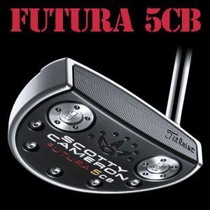 タイトリスト スコッティキャメロン 17 Futura(フューチュラ) 5CB パター(日本正規品)|feap