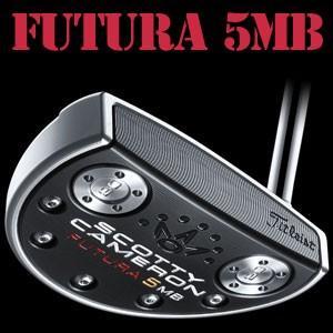 タイトリスト スコッティキャメロン 17 Futura(フューチュラ) 5MB パター(日本正規品)|feap
