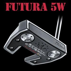 タイトリスト スコッティキャメロン 17 Futura(フューチュラ) 5W パター(日本正規品)|feap