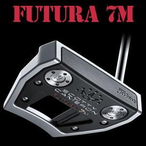 タイトリスト スコッティキャメロン 17 Futura(フューチュラ) 7M パター(日本正規品)|feap