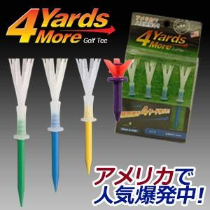 4 Yards More Golf Tee(4ヤードモア ゴルフティー) TRMG 4YA feap
