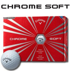 キャロウェイ CHROME SOFT(クロム ソフト) ボール (12球)|feap