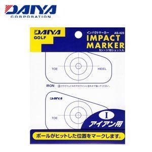 ダイヤ インパクトマーカー AS-423 ≪アイアン用≫ feap