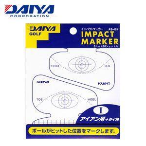 ダイヤ インパクトマーカー AS-425 ≪アイアン用+ライ角≫