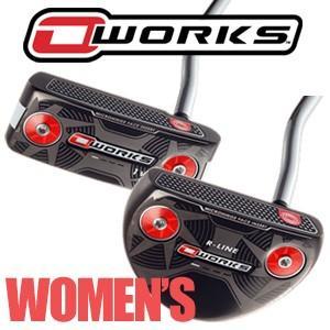 オデッセイ O・WORKS WOMEN'S(オー・ワークス ウィメンズ) レディース パター (日本正規品)【数量限定品】|feap