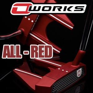 オデッセイ O・WORKS RED(オー・ワークス レッド) パター (日本正規品)【数量限定品】|feap