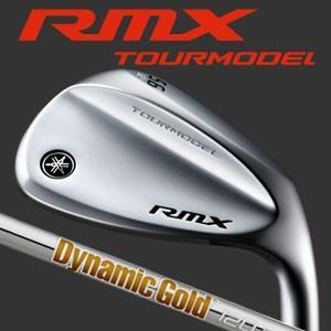 ヤマハ RMX TOURMODEL ウェッジ Dynamic Gold 120 スチールシャフト|feap