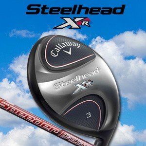 キャロウェイ Steelhead XR フェアウェイウッド Speeder EVOLUTION III FW 60 カーボンシャフト|feap