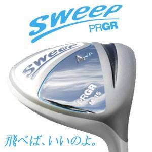プロギア SWEEP レディース フェアウェイウッド|feap
