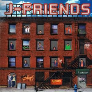 【中古CD】J-FRIENDS『ALWAYS (A SONG FOR LOVE)』(初回盤) federicomedia