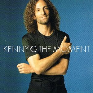 【中古CD】Kenny G『The Moment』(輸入盤)