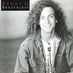 【中古CD】Kenny G『Breathless』