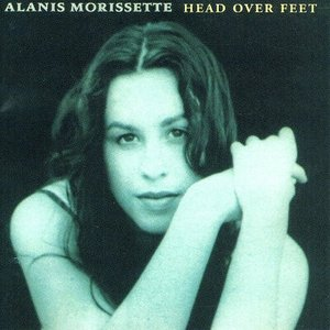 【中古CD】Alanis Morissette『Head Over Feet』|federicomedia