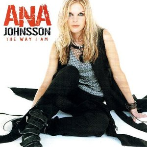 【中古CD】Ana Johnsson『The Way I Am』|federicomedia