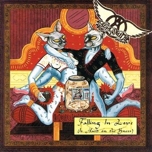 【中古CD】Aerosmith『Falling In Love』|federicomedia