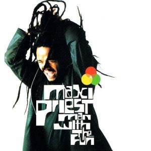 【中古CD】Maxi Priest『Man With The Fun』(輸入盤)|federicomedia