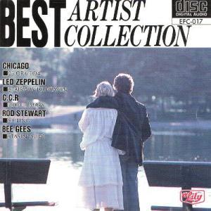 ※訳あり【中古CD】BEST ARTIST COLLECTION federicomedia