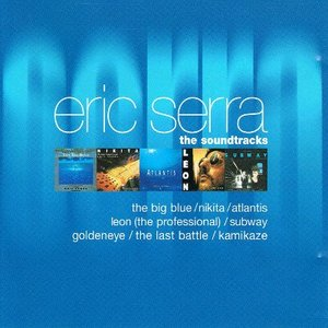 【中古CD】Eric Serra『The Soundtracks』|federicomedia