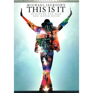 【中古DVD】THIS IS IT〈デラックス・コレクターズ・エディション〉|federicomedia