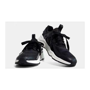 ≪メーカー取り寄せ商品≫ [アッシュ] ASH MITCH SNEAKER ミッチ スニーカー BLACK/GRAY/WHITE #112258-002|fedes