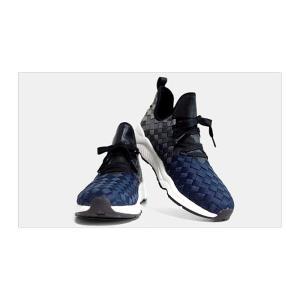 ≪メーカー取り寄せ商品≫ [アッシュ] ASH MARATHON WOVEN SNEAKER マラソン ウーブン スニーカー MIDNIGHT/GRAY/BLACK #115351-003|fedes