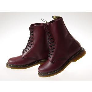 [ドクターマーチン] Dr.Martens 1490 10HOLE BOOT 10ホール ブーツ CHERRY RED チェリーレッド #11857600