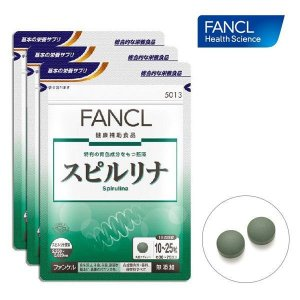 ファンケル スピルリナ 約90〜225日分(徳用3袋セット)1袋(750粒)×3|feel-one