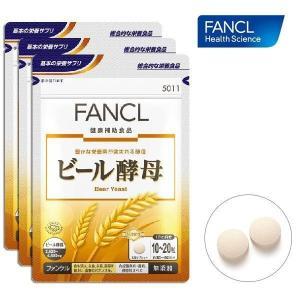ファンケル ビール酵母 約90〜180日分(徳用3袋セット)1袋(600粒)×3|feel-one