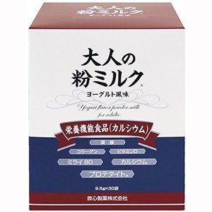 救心 大人の粉ミルク 9.5gX30袋|feel-one